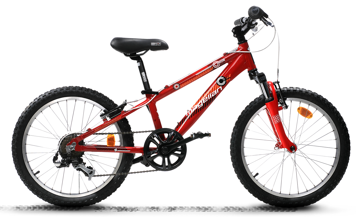 Orion Boy red 20""