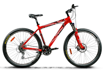 "Volans 29"" 2015 Comp RED"